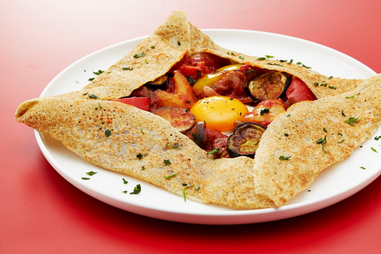 焼き野菜のラタトゥイユ